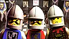 The official web site of mark d mckinney - Knights of the round table lego ...